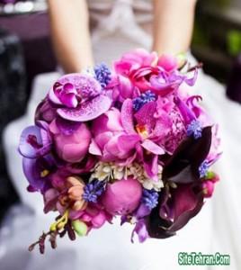 Bridal bouquet photos-www.sitetehran.com-05