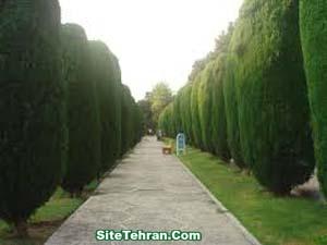 Parks-Tehran-