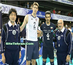 Volleyball-Iran-and-America-sitetehran-com