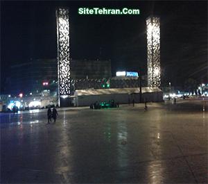 Imam-Hossein-Square-in-Tehran-sitetehran-com