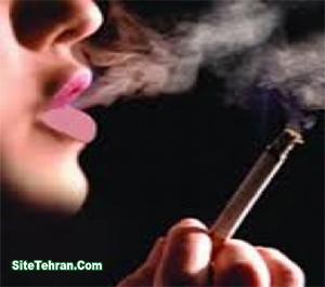Smoking-Woman-sitetehran-com