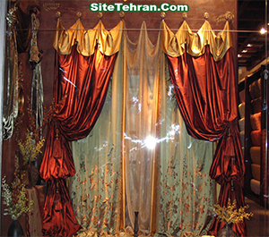 Red-curtain-decoration-sitetehran-com