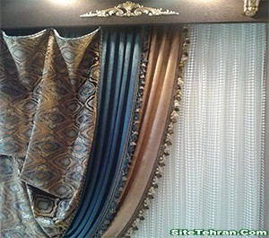 curtains-decor -sitetehran-comTehran