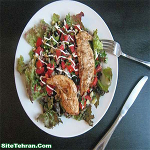 Chicken and green salsa-sitetehran-01