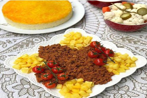 غذای گیلانی واویشکا